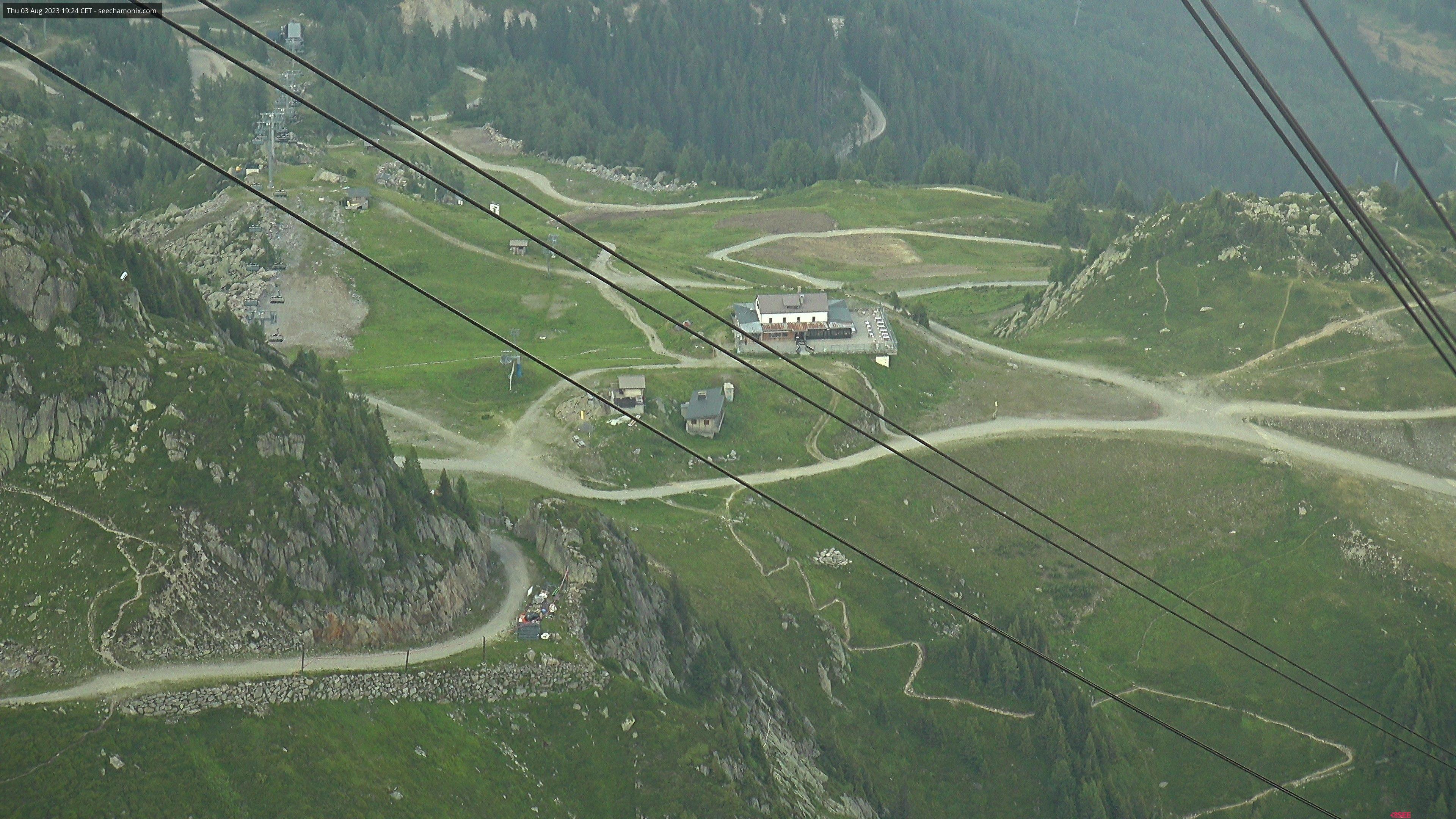 Brevent Ski area