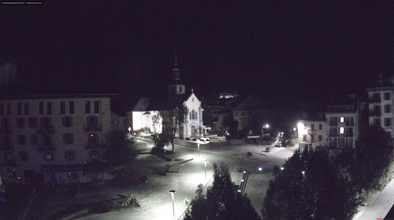 Webcams Chamonix